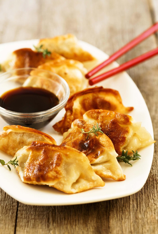 Jiaozi - Ravioli cinesi
