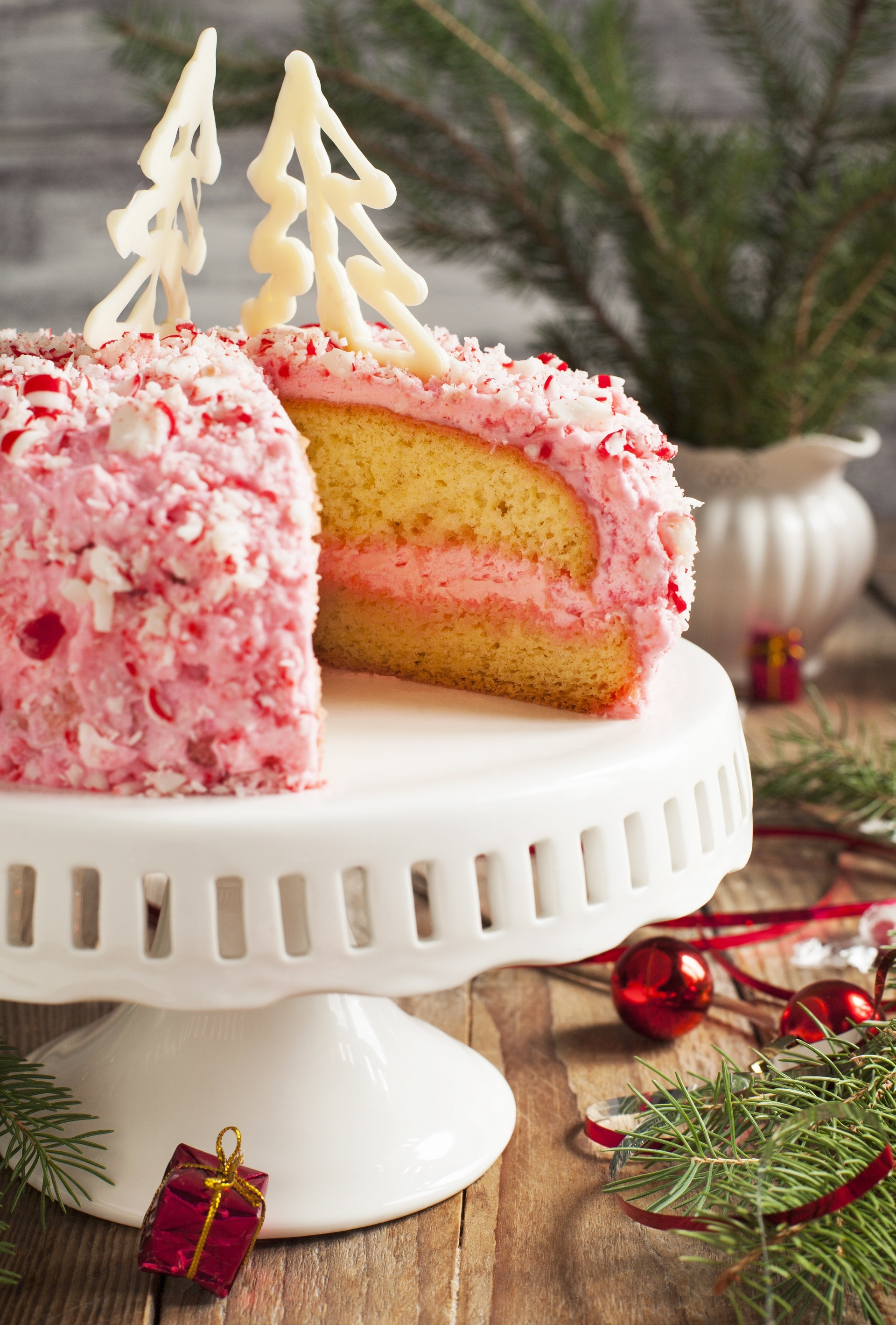 Peppermint Cake 2