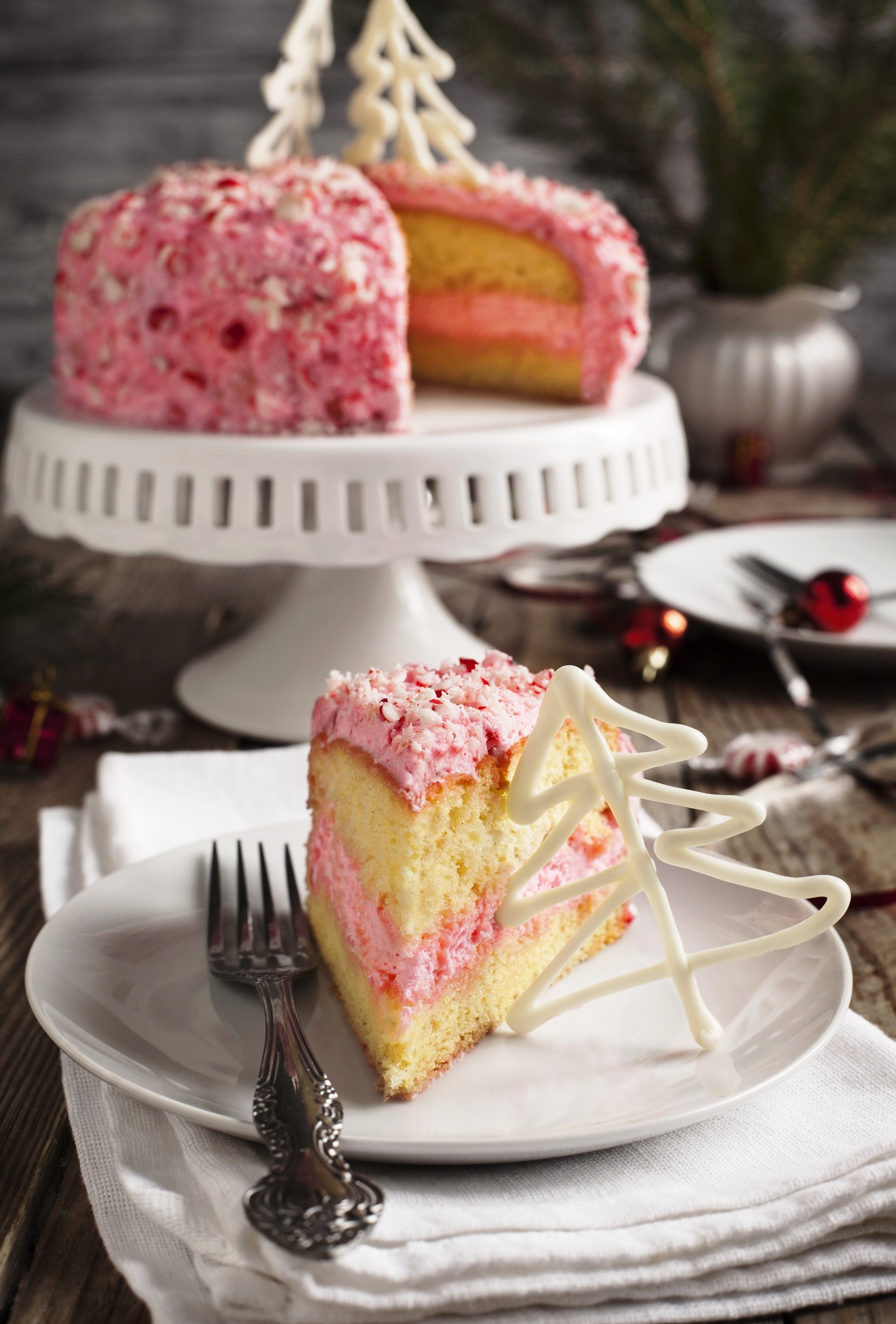 Peppermint Cake 3