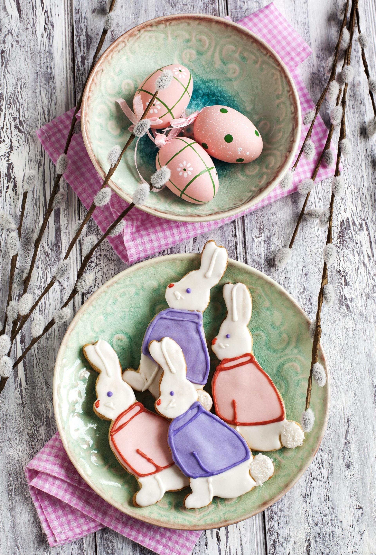 Easter Bunny Cookies 3
