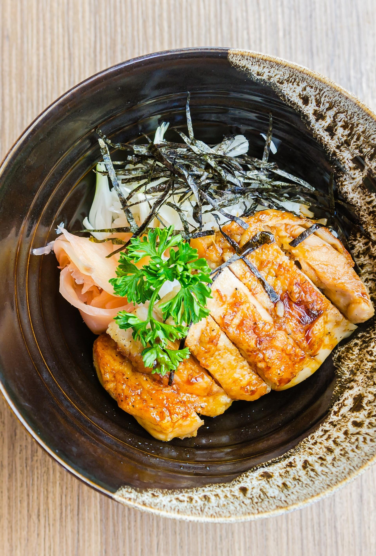 Pollo in salsa teriyaki 2