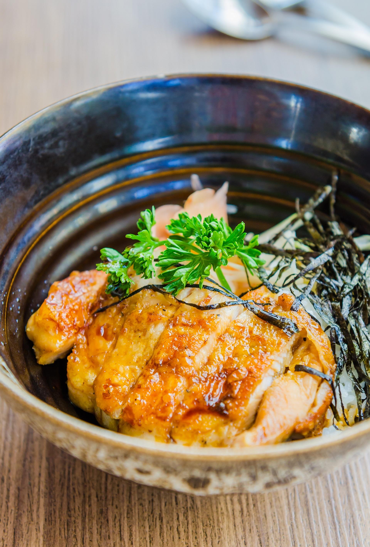 Pollo in salsa teriyaki 3
