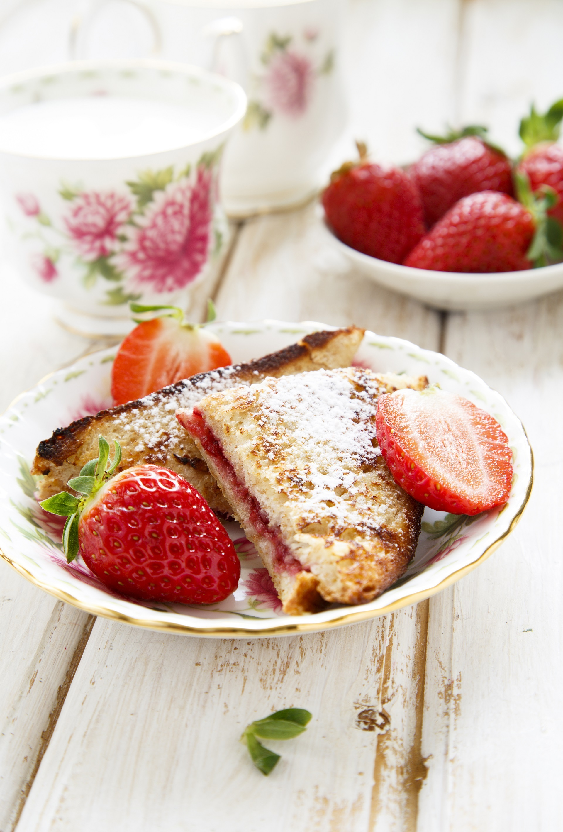 French Toast Sandwiches 1