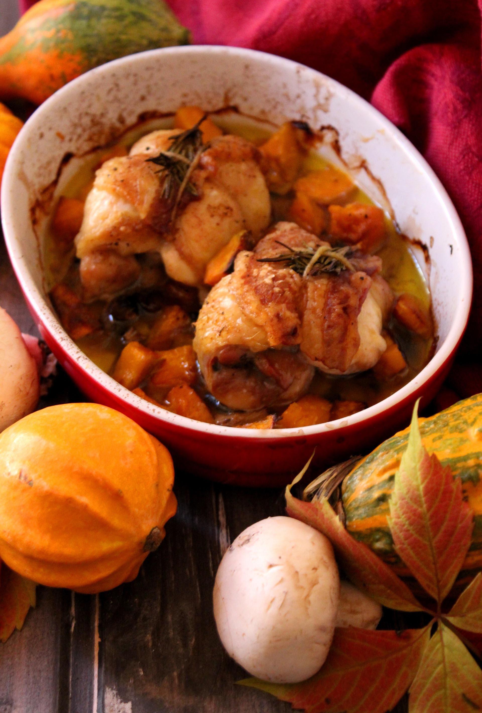 pollo-in-porchetta-con-zucca-e-funghi-2