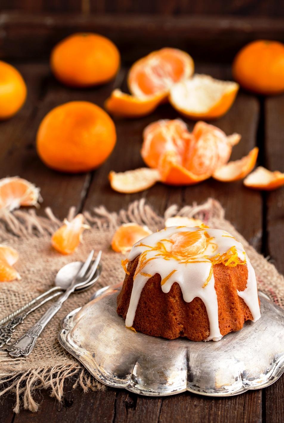 Tortine alle clementine