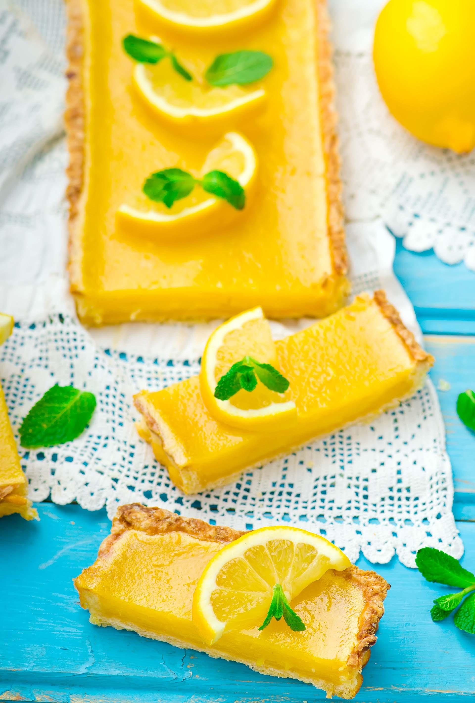 Lemon tart 2