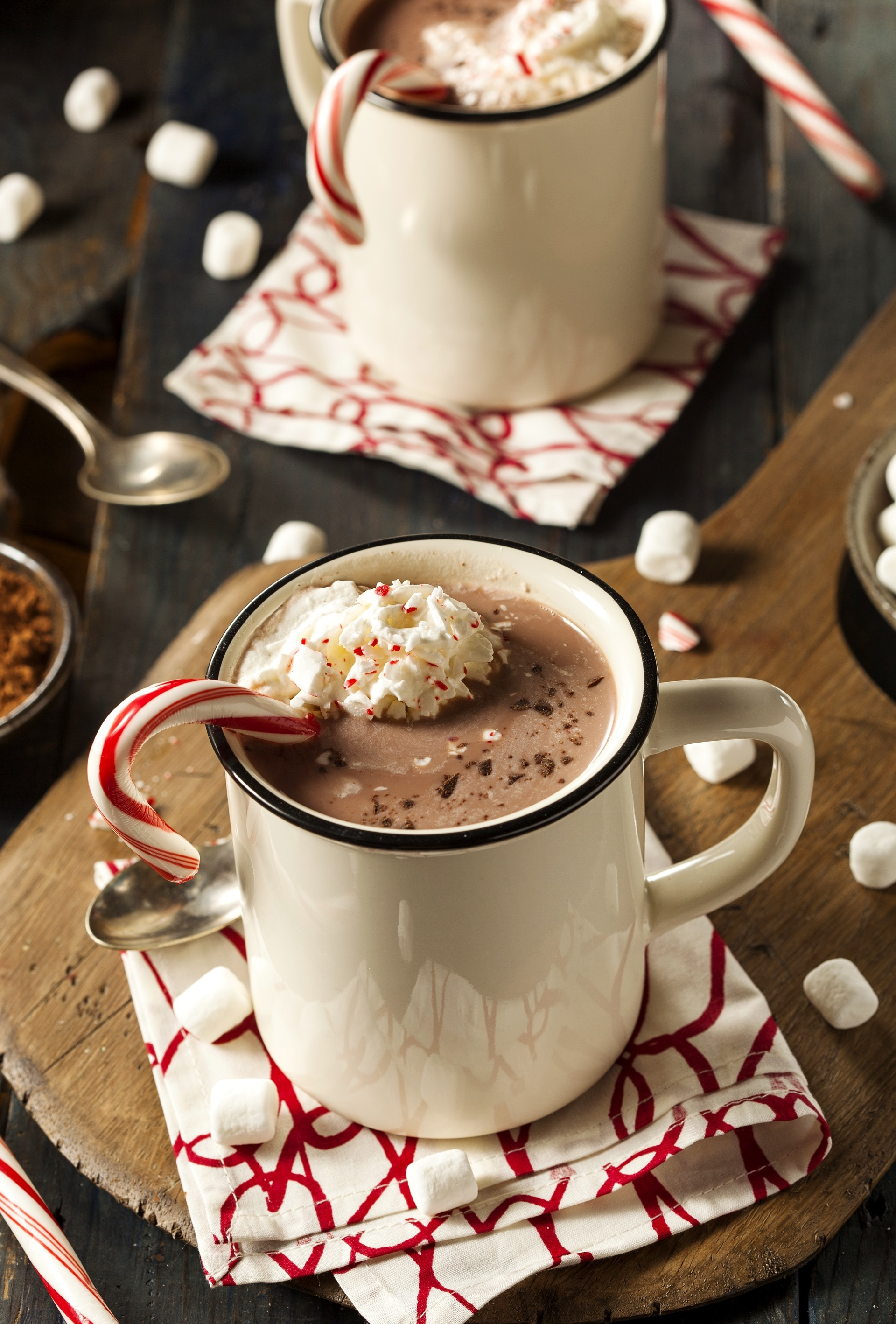 Peppermint Hot Chocolate 3