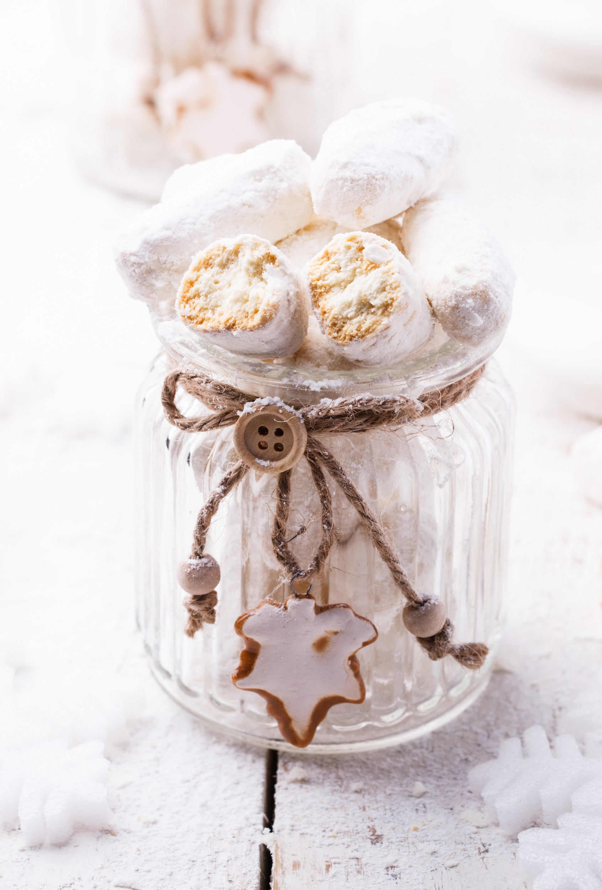 Vanilla Almond Cookies 2