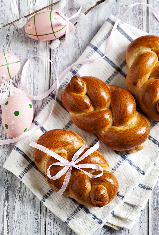 Treccine di pan brioche 1