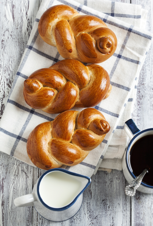 Treccine di pan brioche 2