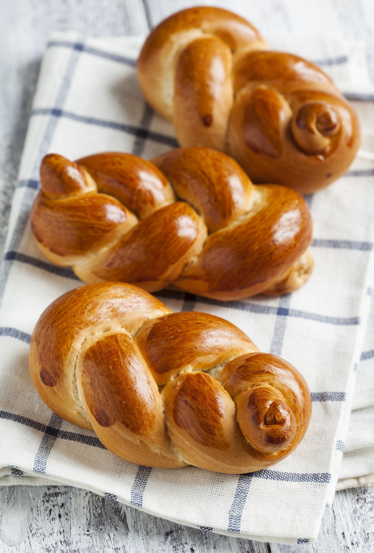 Treccine di pan brioche 3