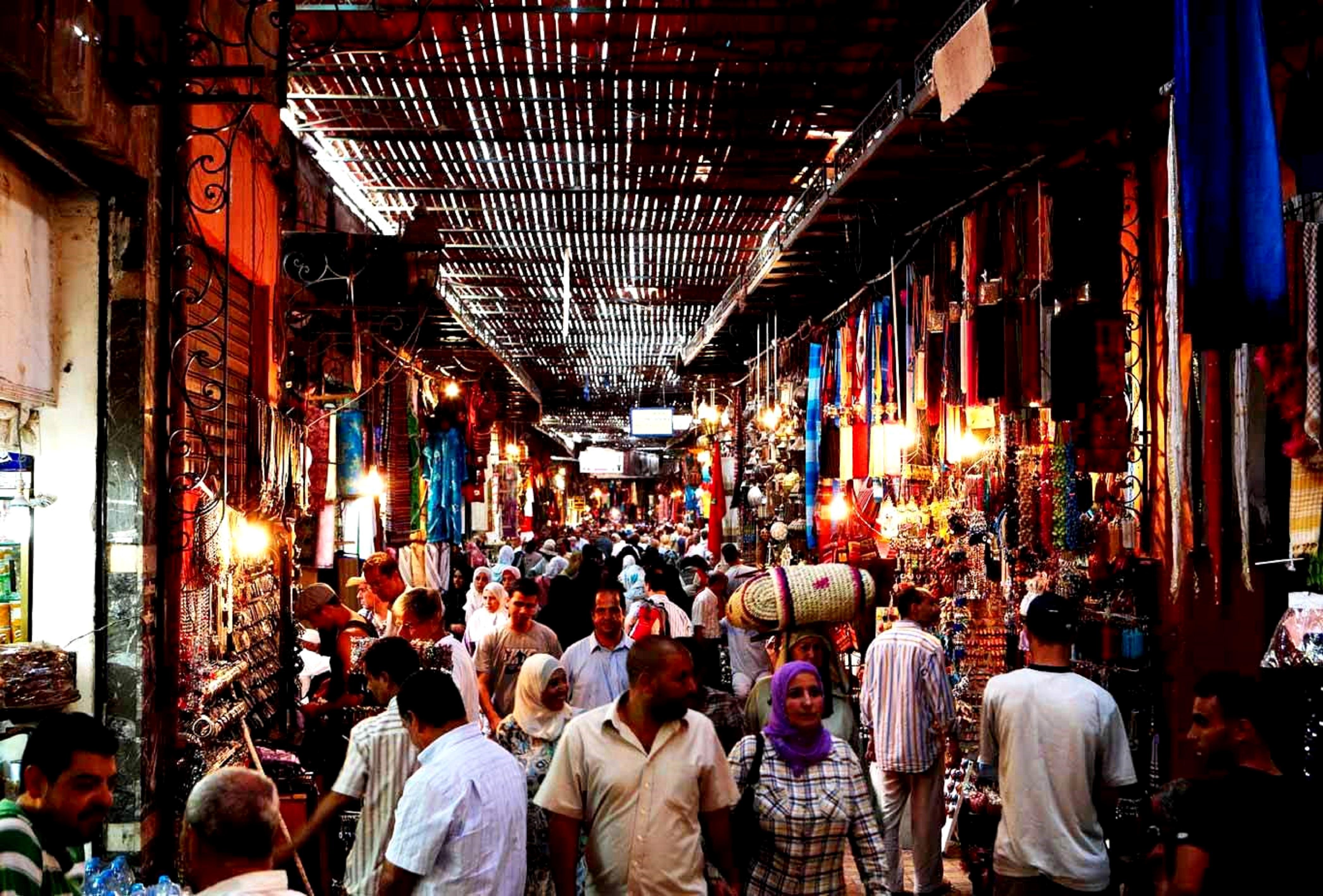 Marrakech - Suq