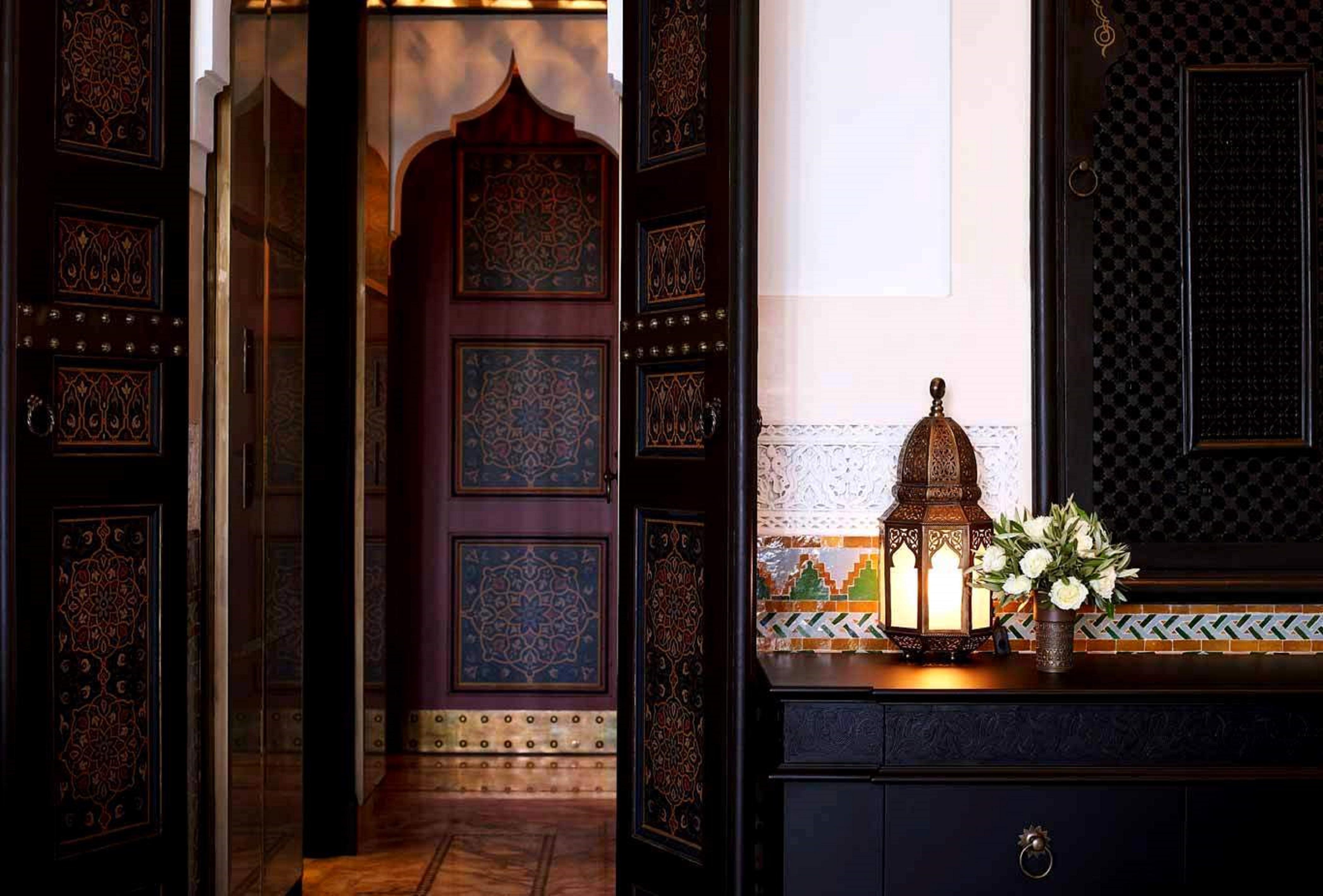 Marrakech - La Mamounia 2