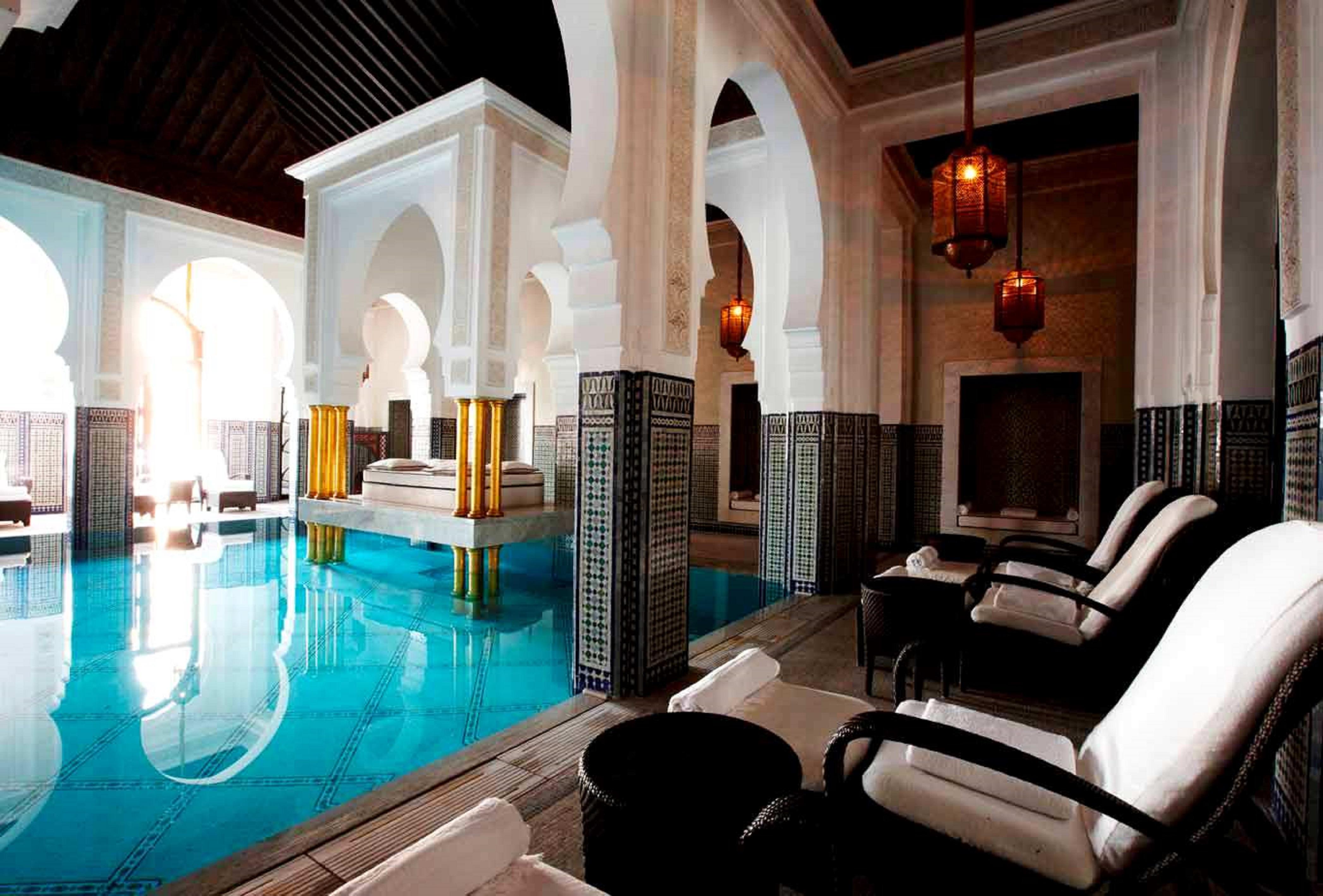 Marrakech - La Mamounia 7