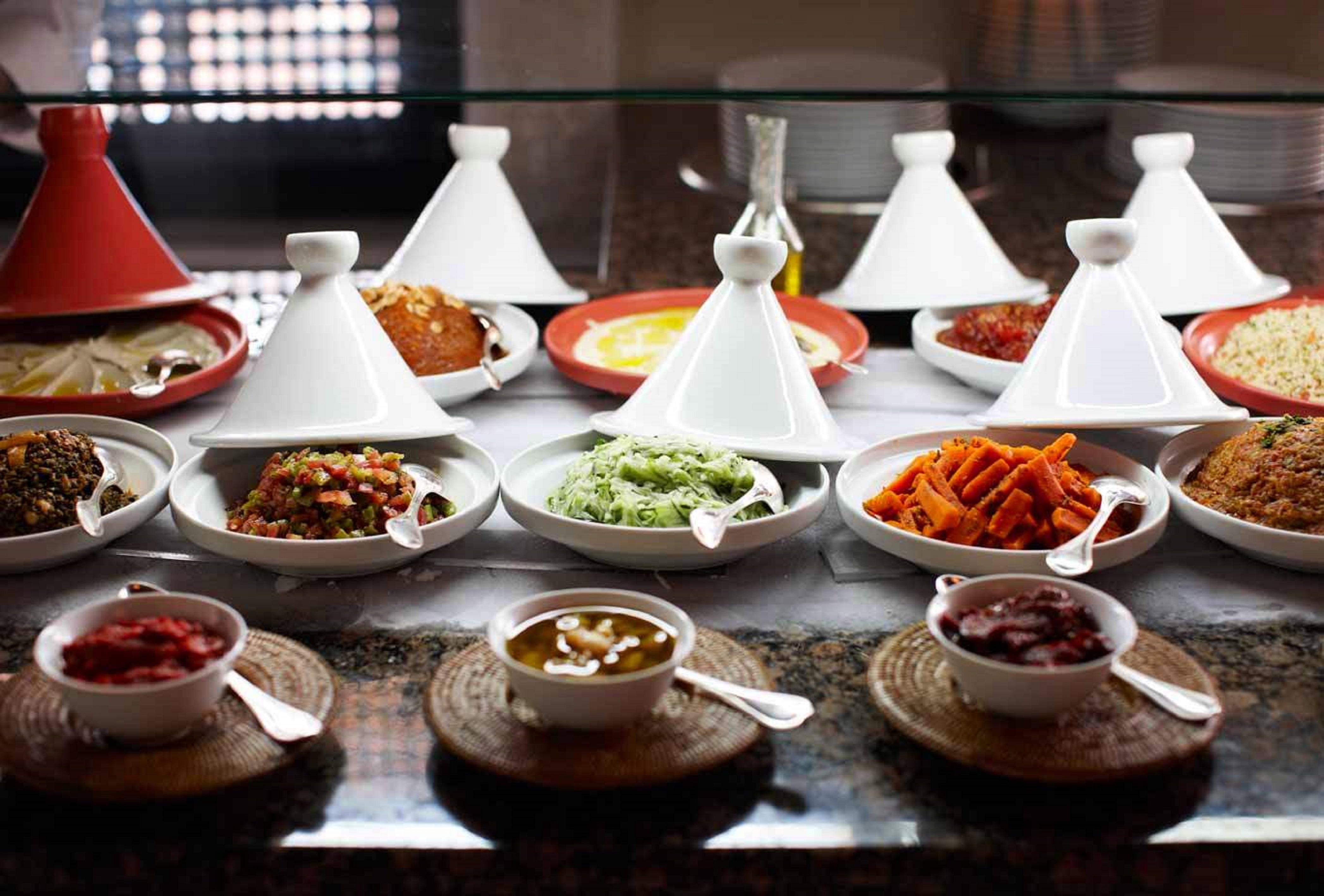 Marrakech - La Mamounia Restaurant Le Marocain 4